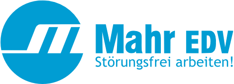Logo Mahr EDV